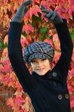 Balletto di ballo della ragazza Fotografie Stock