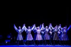 Balletto di Georgia Immagine Stock