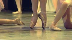 Balletto in scena video d archivio