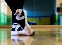 Ballettschuhe Stockbild