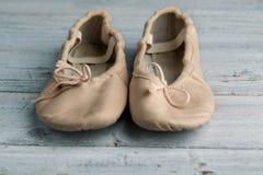 Ballettschuhe stockfotografie