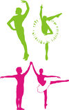 Balletttanz Stockfoto