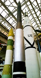 Balliatic Missiles Royalty Free Stock Photography