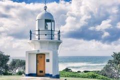 Ballina latarnia morska w Nowych południowych waliach Zdjęcie Stock