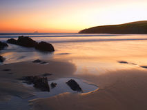 Ballinskelligs Bay Royalty Free Stock Photos