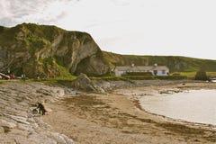 Ballintoy Harbour1 стоковая фотография