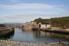 Ballintoy Harbour2 стоковые изображения