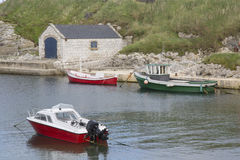 Ballintoy Harbour, County Antrim. Ballintoy Harbour; County Antrim; Northern Ireland, UK stock images