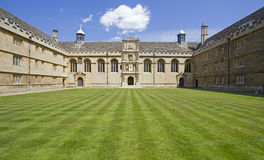 Balliol College in Oxford Royalty Free Stock Image