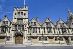 Balliol College in Oxford Royalty Free Stock Photography