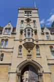 Balliol College Stock Photos