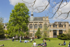 Balliol College Royalty Free Stock Photos