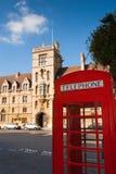 balliolhögskola england oxford Royaltyfri Bild