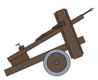 Ballista cartoon Stock Photos