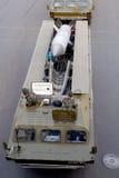 Ballistic missile complex Tochka-U Royalty Free Stock Image