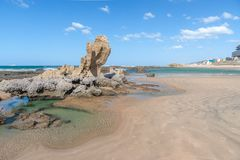 Ballito, Kwazulu Natal, Южная Африка стоковые фотографии rf