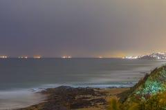 Ballito Kwazulu Natal. Beautiful coastline of Kwazulu Natal, South Africa Royalty Free Stock Image