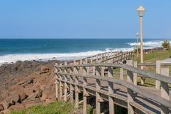 Ballito, Kwazulu Natal. Beautiful coastline of Kwazulu Natal, South Africa Stock Photography