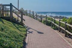 Ballito, Kwazulu Natal. Beautiful coastline of Kwazulu Natal, South Africa Stock Photo