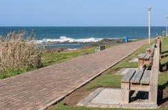 Ballito, Kwazulu Natal. Beautiful coastline of Kwazulu Natal, South Africa Stock Photos