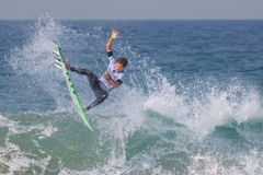 The Ballito Pro Surfing Competition stock photography