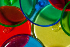 Ballmarkers Royalty Free Stock Images