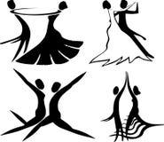 ballo royalty illustrazione gratis