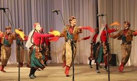 Ballo armeno Immagini Stock