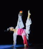 Ballo classico di Travestimento-cinese Immagini Stock