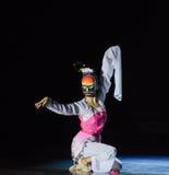 Ballo classico di Travestimento-cinese Fotografia Stock Libera da Diritti