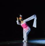 Ballo classico di Travestimento-cinese Fotografie Stock