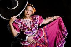 Ballo culturale Immagine Stock