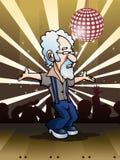 Ballo del granaio del nonno Fotografia Stock Libera da Diritti