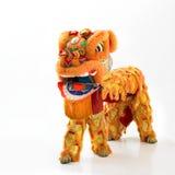 Ballo del leone Fotografie Stock