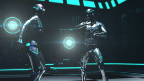 Ballo del robot
