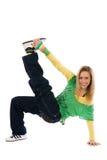 Ballo della via Fotografie Stock