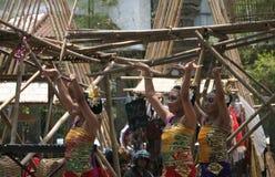 Ballo di balinese Immagine Stock Libera da Diritti