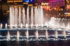 Ballo di indicatore luminoso e di acqua Immagini Stock