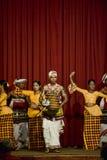 Ballo di Kandian Immagini Stock Libere da Diritti