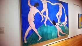 Ballo di Matisse immagine stock