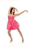 Ballo di passione Fotografia Stock