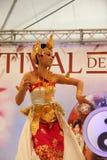 Ballo indonesiano Fotografia Stock Libera da Diritti