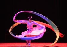 """Ballo lungo della manica - balli il  di Lanfang†di drama""""Mei Fotografia Stock"""