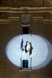 Ballo medioevale Fotografia Stock Libera da Diritti