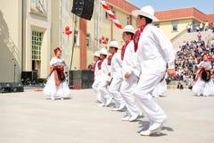 Ballo messicano Fotografie Stock