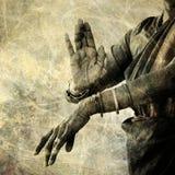 Ballo per Shiva Fotografia Stock