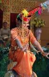 Ballo tradizionale Immagine Stock