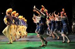 Ballo tradizionale - Bulgaria Fotografia Stock Libera da Diritti