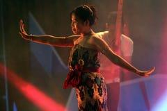 Ballo tradizionale della Tailandia Fotografie Stock