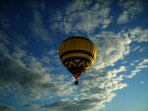 Ballon à air chaud Image libre de droits